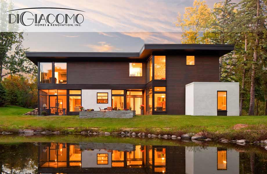 twin cities design build company digiacomo homes renovation an award winning home designer builder of custom new homes in minneapolis st paul - Build Home Design